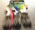 Mini Karlito colgante lafayette modelado Karlito suspensión de cuero maomao Karlito juguetes de peluche cadena dominante del coche