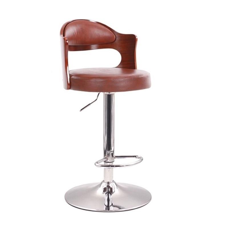 Bar Chairs Reasonable Bancos De Moderno Barstool Fauteuil Stoelen Hokery Taburete Barkrukken Banqueta Todos Tipos Silla Stool Modern Cadeira Bar Chair Furniture