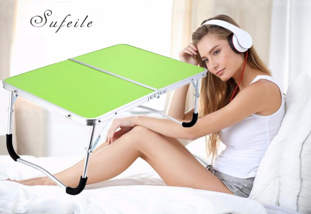 SUFEILE Fashion Portable Folding Laptop Table Picnic Folding Table Laptop desk Stand Computer Notebook Bed Tray desk 17SAND15 электробритва remington tf70