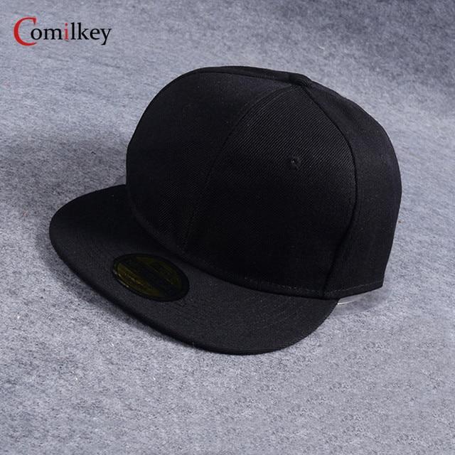 d24c27d0fa8 Pure black sports hat baseball cap hip hop hat overwatch hats casquette for unisex  deus caps