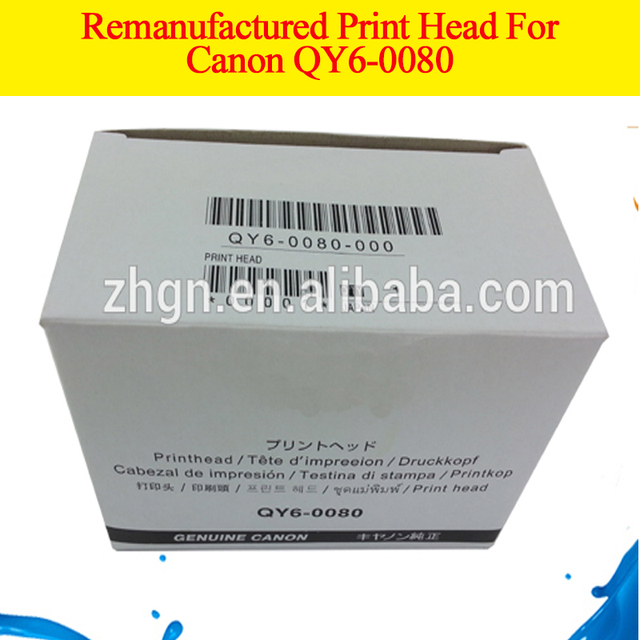New Remanufactured For Canon Qy6 0080 Printer Head For Canon Mg5280