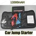 Автомобильный внешний аккумулятор  автомобильный джемпер  стартер 12000 мАч  высокая емкость  автомобильный аккумулятор  автомобильный внешн...