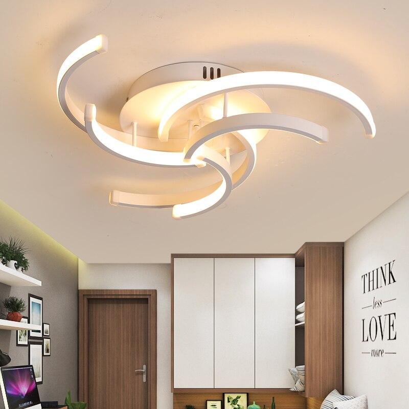lamparas techo moderno conduziu lampada do teto 04