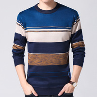 Men's Sweaters Pullover Sweater Male Tops Clothing Spring Autumn Men Sweater Man Pullovers Homme Boys