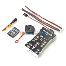 New Pixhawk PX4 Autopilot PIX 2.4.8 32Bit Flight Controller w/ Safety Switch & Buzzer Case T-F Card for RC Airplane Multicopter