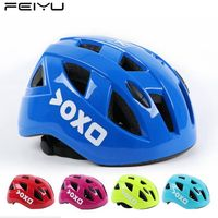 High Quality Ultralight Children Protector Bicycle Helmet Skateboard Helmet Ice Skating Protector Cycling Helmet Free Shipping