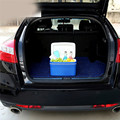 8L Portable Mini Warming and Cooling Vehicle Refrigerator Blue Car Freezer Fridge Hot and Cold Double Use For Car&Home Travel