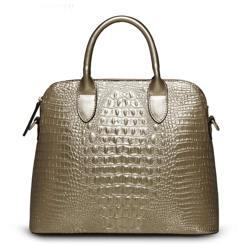 famous designer women handbag genuine leather bag luxury brand ladies tote bags crocodile pattern womens leather handbags luxury genuine leather bag fashion brand designer women handbag cowhide leather shoulder composite bag casual totes