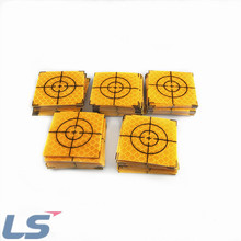 100pcs Reflector Sheet 40X40MM Reflective Target For Total Station (Customizable)