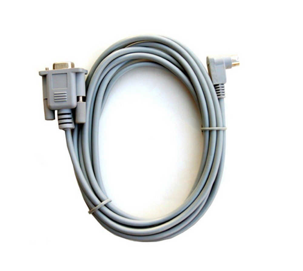 ALLEN BRADLEY MICROLOGIX PROGRAMMING CABLE W 90 DEGREE END 1761-CBL-PM02,HAVE IN STOCK цена