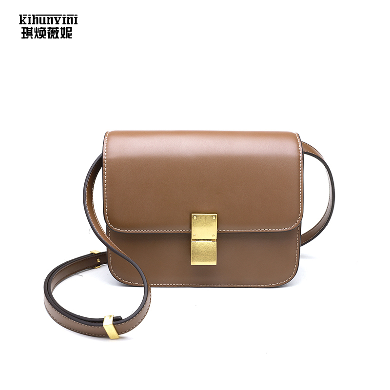 Simple Fashion Luxury Shoulder Bags for Women Messenger Bag High Quality Famous Designer Sling Crossbody Bag Female Bolsa Clutch vintage women bag high quality crossbody bags luxury designer large messenger bags famous brands female shoulder bag tassen flap