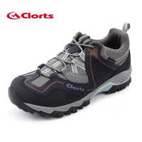 2015 Clorts Autumn Winter Mens Hiking Shoes Sport Shoes Waterproof Climbing Outdoor Shoes For Male Free