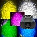 High power 30 Watt/50 Watt LED Wasser Welle Welligkeit licht Wasserzeichen bunte Disco Bühne Licht Muster Partei Beleuchtung zeigen Laser Projektor|laser projector|stage lightdisco stage lights -