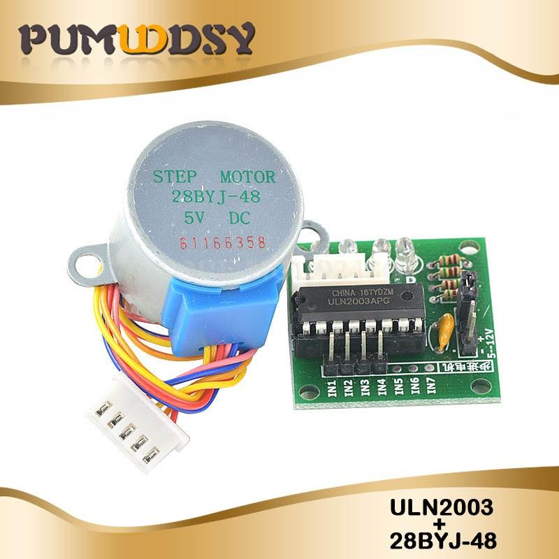 High Power Uln2003 Stepper Motor Driver Board Test Module For
