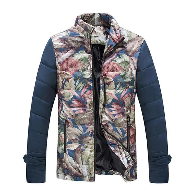 Hombre chaqueta de invierno 2018 nueva venta caliente de la pluma chaquetas  hombre casacas de pluma bbc454ab1113
