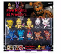 10pcs/1lot Five Nights At Freddy's Foxy Freddy bobblehead bonnie brinquedo toys action figure#1175
