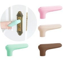 Wall-Protectors Door-Stopper Cabinet-Locks Baby Safety Child Silencer Crash-Cover Anti-Collision