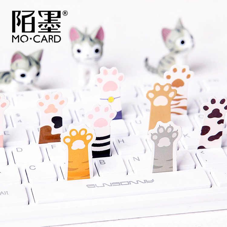 Gorąca sprzedaż kot ręce taśmy Washi udekoruj Washi zestaw taśm maskujących japoński Diy naklejki Scrapbooking klej biurowy taśmy