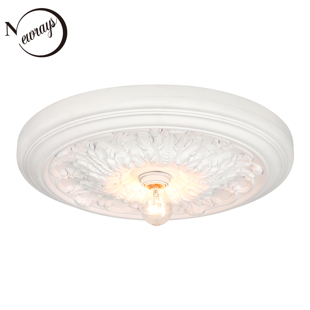 Modern creative white european ceiling lamp home decoration ceiling lighting wall Vintage living room bedroom kitchen plafonnierModern creative white european ceiling lamp home decoration ceiling lighting wall Vintage living room bedroom kitchen plafonnier