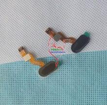 Черный/синий оригинальный Для DOOGEE bl7000 5,5 дюйма телефон отпечатков Компоненты Сенсор шлейф FPC