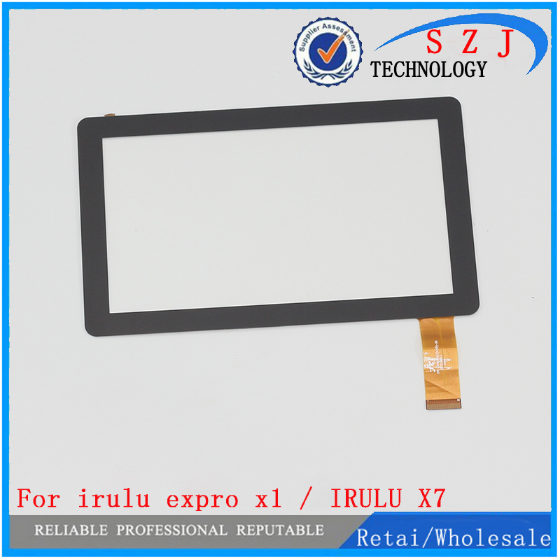 New 7 inch irulu expro x1 / IRULU X7 tablet touch screen panel Digitizer Glass Sensor Replacement Free ShippingNew 7 inch irulu expro x1 / IRULU X7 tablet touch screen panel Digitizer Glass Sensor Replacement Free Shipping