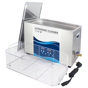 Image 5 - Ultrasonic Washer 30 Liter 600 900W optional Powerful Piezoelectric Transducer PCB board Car injector Engine Hardware Cleaner