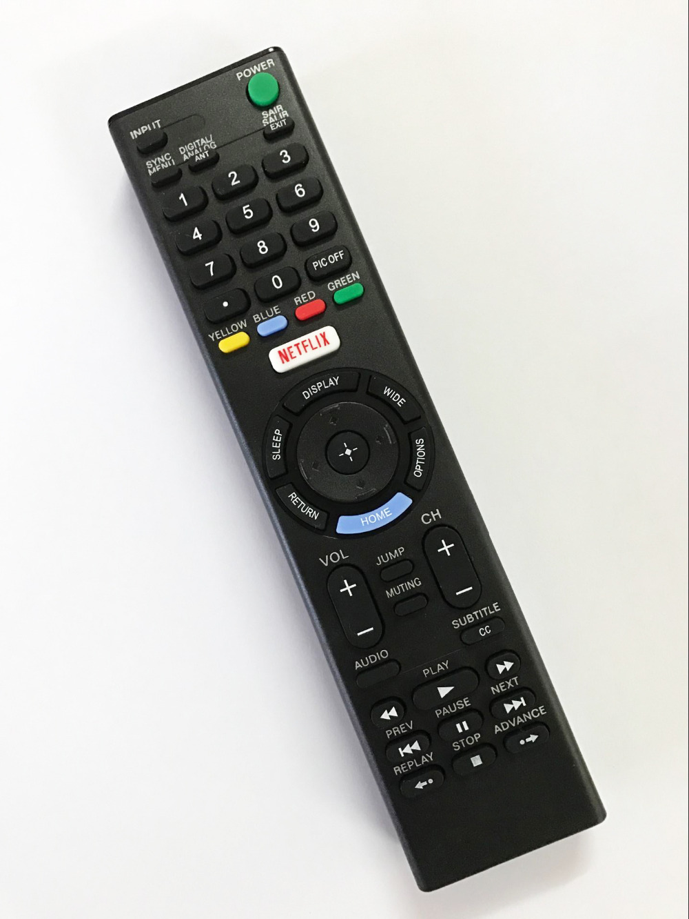 sony tv replacement remote. aliexpress.com : buy replacement remote control for sony rmt tx102u kdl 32r500c 32w600d 55w6500 smart tv from reliable suppliers on tv o