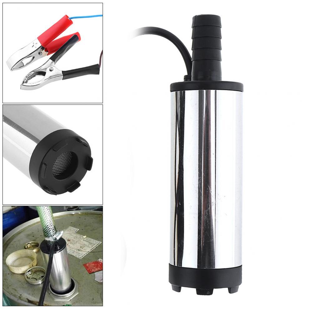 12v pompe immergée pour avec filtre pour diesel pétrole fuel pompe à eau