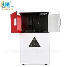 CREALITY 3D Высокой точности смолы свет лечить DP-001 DLP 3D Принтер Большой Размер Печати 80*60*160 мм зубов ювелирные изделия