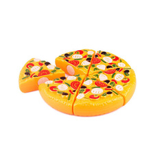 6pcs/set Plastic Fruit Vegetables Cut toys