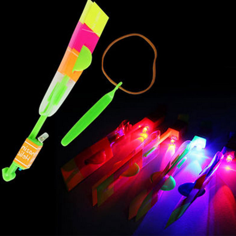 ᗔFunny Led Light Shining Φ_Φ Rocket Rocket Flash Arrow ...