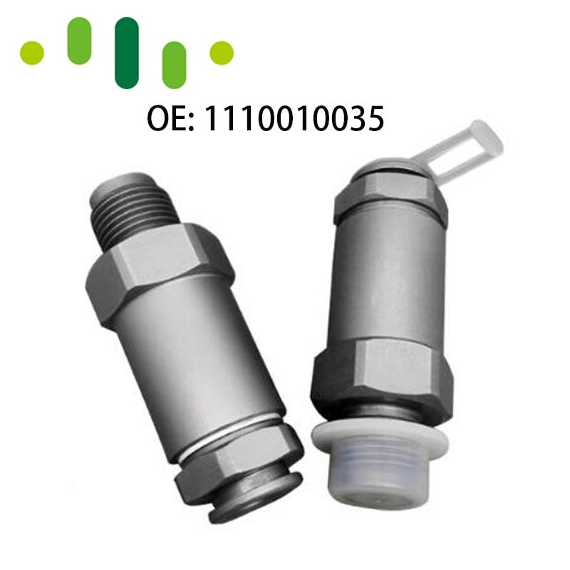Limiter Pressure Valve 1110010035 For Bosch, Diesel Spare Parts Common Fuel Rail Pressure Limited Valve 1 110 010 035