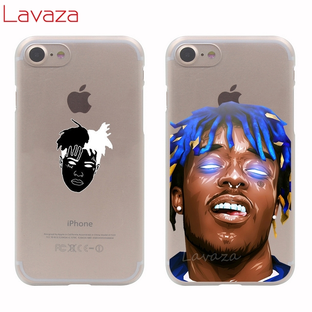 Lavaza XXXTENTACION Lil Peep Hip hop Hard Phone Cover Case for Apple iPhone 7 8 Plus X 8 7 6 6s 5 5s SE for iPhone 7 Case
