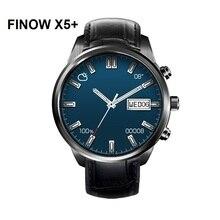 FINOW X5 Plus x5 Plus 3G Android 5.1 Smartwatch Phone GPS MTK6580 Quad Core 1.3GHz 1GB 8GB WiFi Bluetooth Smart Watch for IOS