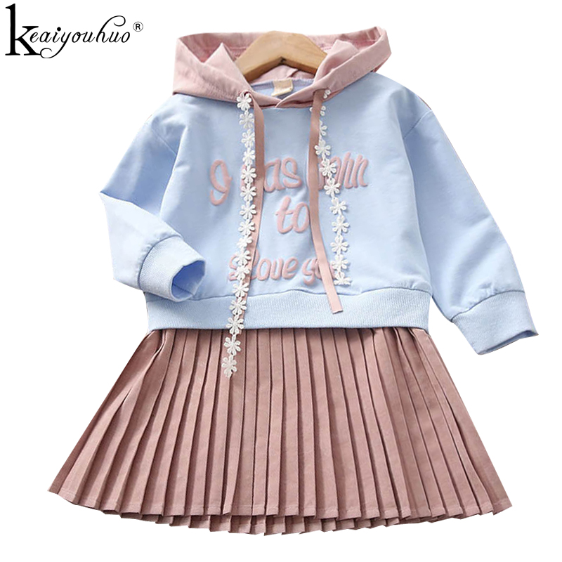 19 Toddler Girl Clothes Winter Autumn Children Clothing High Quality Long Sleeve Kids Clothes For Girls Costume 3 4 5 6 7 Year 1