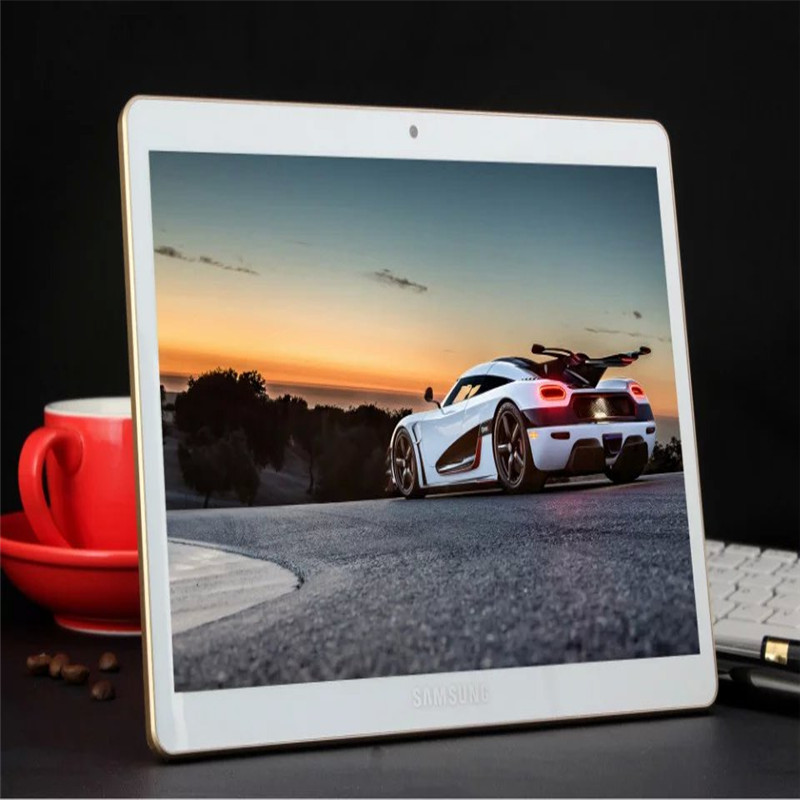 CARBAYSTAR Octa core 9.6 Inch Smart android 9.6 Tablet PC Android 5.1 Tablet pcs IPS Screen GPS S960 children laptop 4G LTE
