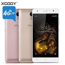 XGODY 5 Inch Smartphone 1GB RAM 16GB ROM Quad Core 1280x720P 8MP Android 6.0 Telefone Celular X200 Pro 4G Unlocked Cell Phone