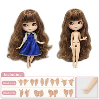 Fortune Days 1 6 ICY Doll NO 9158 Joint Body Including Hand Set AB Gift Like