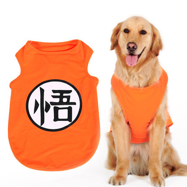 HOOPET Dog Clothes Summer Big dog Vest Large Dog Summer Pet Clothing Casual