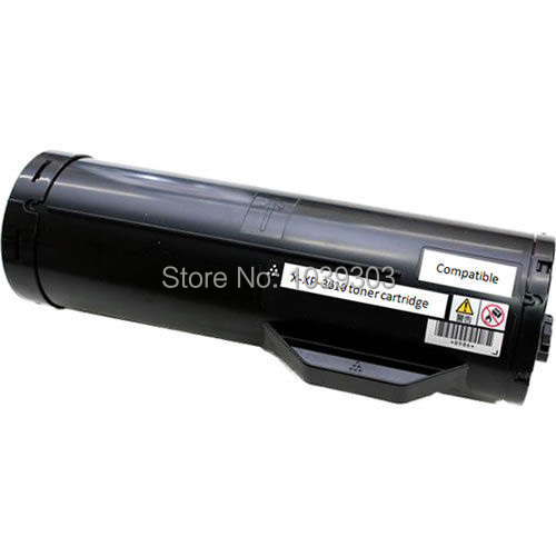1x Black Toner Compatible for Xerox Phaser 3610 WorkCentre 3615 106R02731 25,300 pages tpx p455 laser printer toner powder for xerox phaser 3610 workcentre wc 3615 3655 106r02720 106r02721 bk 1kg bag free fedex
