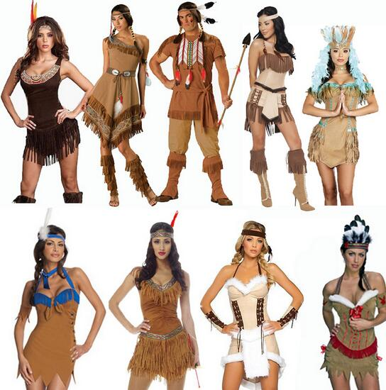 Free shipping Superior quality Indian Women Pocahontas Adult Fancy Dress Halloween Cosplay Costume Aboriginals chief Costume -in Anime Costumes from Novelty ...  sc 1 st  AliExpress.com & Free shipping Superior quality Indian Women Pocahontas Adult Fancy ...