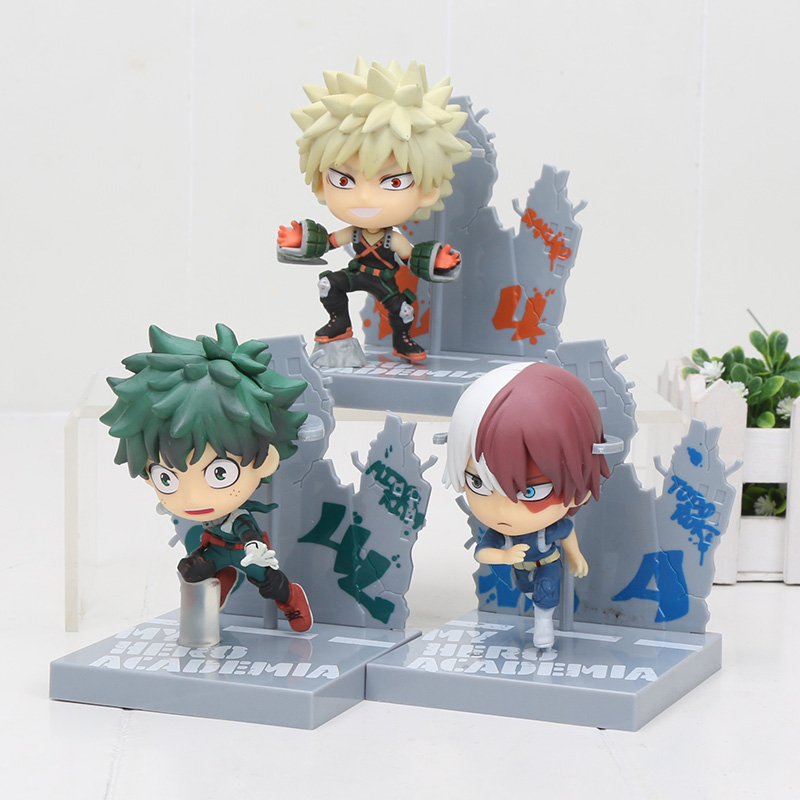 Banpresto My Hero Academia Kyun Chara Collectible Figure Katsuki Bakugou