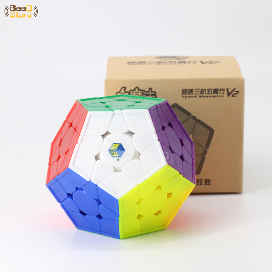 Yuxin Little Magic V2 Speed Magic Cube Stickerless Speed Puzzle Cubes Kid Educational Toy Brain Teaser Puzzle Toy