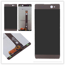 JIEYER 6''For Sony Xperia XA Ultra C6 F3211 F3212 LCD Display Touch Screen Digitizer Full Assembly Repair Part цены онлайн