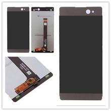 JIEYER 6''For Sony Xperia XA Ultra C6 F3211 F3212 LCD Display Touch Screen Digitizer Full Assembly Repair Part чехол back cover для sony xperia xa ultra f3211 f3212 sbc34 white
