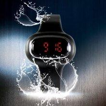 2016 women's Quartz watch cartoon LED digital watches women digital-watch ladies relogio feminino cat Quartz-watch