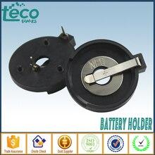 5 Pz/lotto CR2430 Batteria Bottone Holder Socket Case TBH CR2430 01