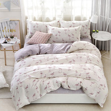 4pcs/set Super Quality Birds Pattern Bedding Set Bed Linings Duvet Cover Bed Sheet Pillowcases Cover Set(China)