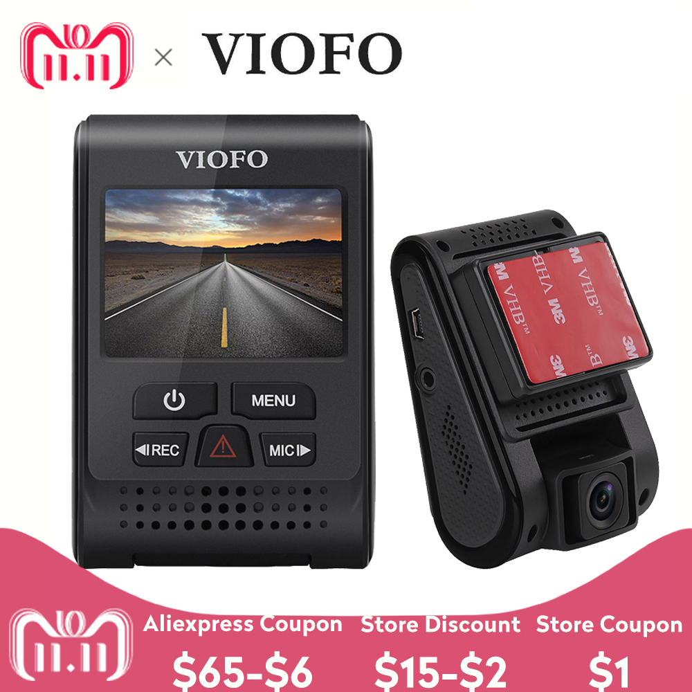 VIOFO A119 Auto DVR Senza Modulo GPS 2.0