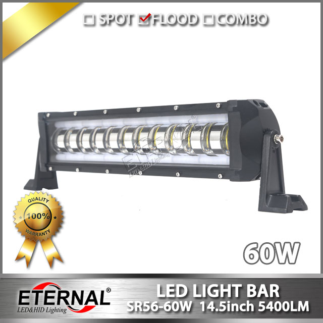free shipping 14.5inch 60W led work light tractor led light bar driving flood lamp semi truck fog light offroad truck headlamp аксессуар 5bites mini displayport m hdmi dvi dp f ap 012